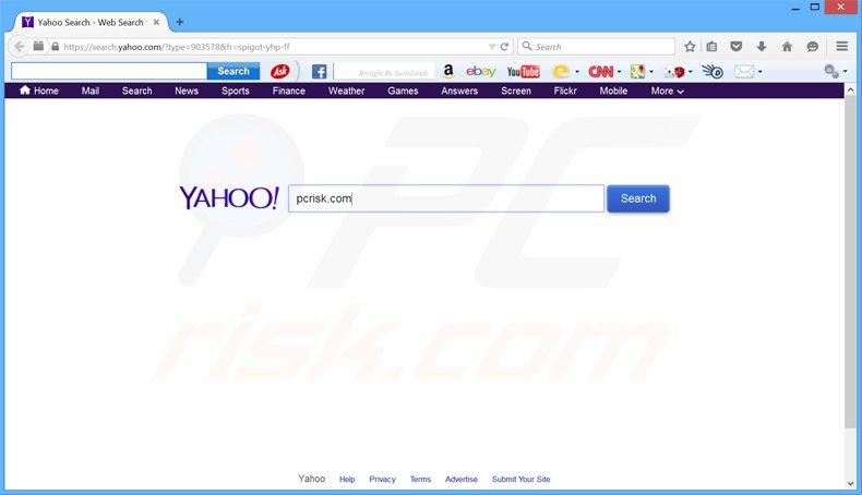 Yahoo caom